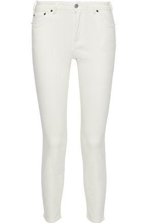 ACNE STUDIOS BLÅ KONST Low-rise skinny jeans
