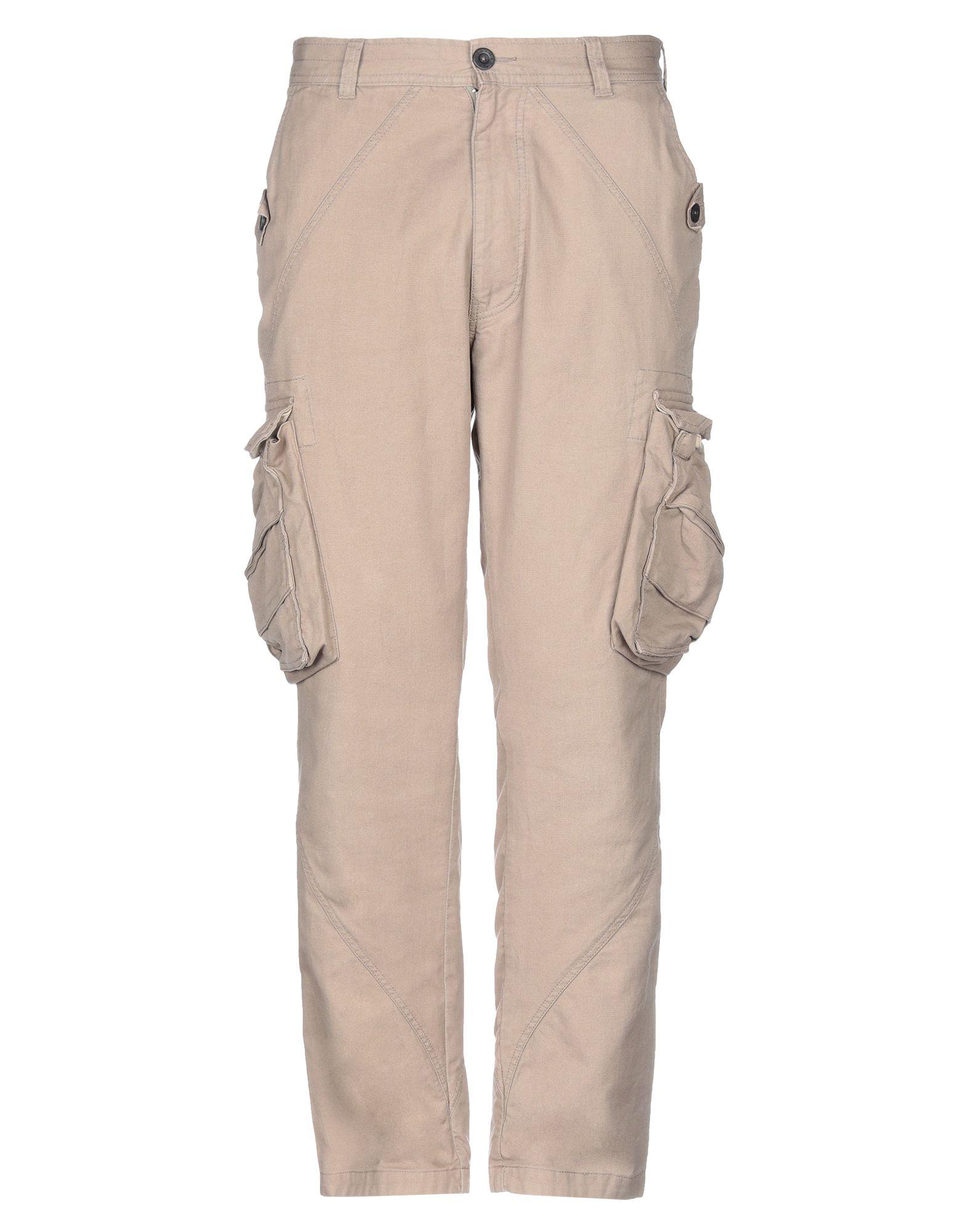 LEVIATHAN Повседневные брюки