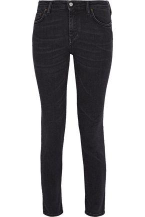 ACNE STUDIOS Climb low-rise skinny jeans