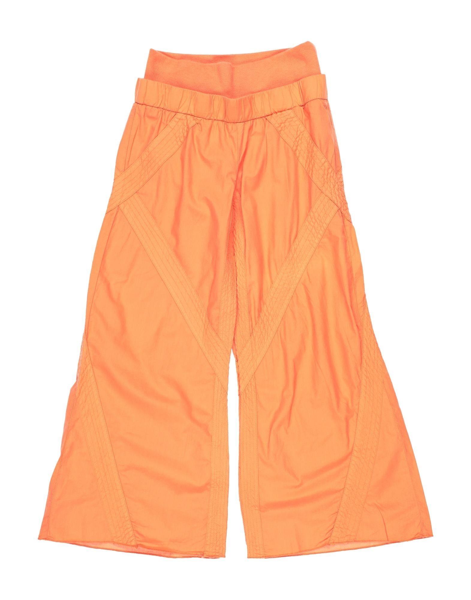 Nolita Pocket Kids' Casual Pants In Orange