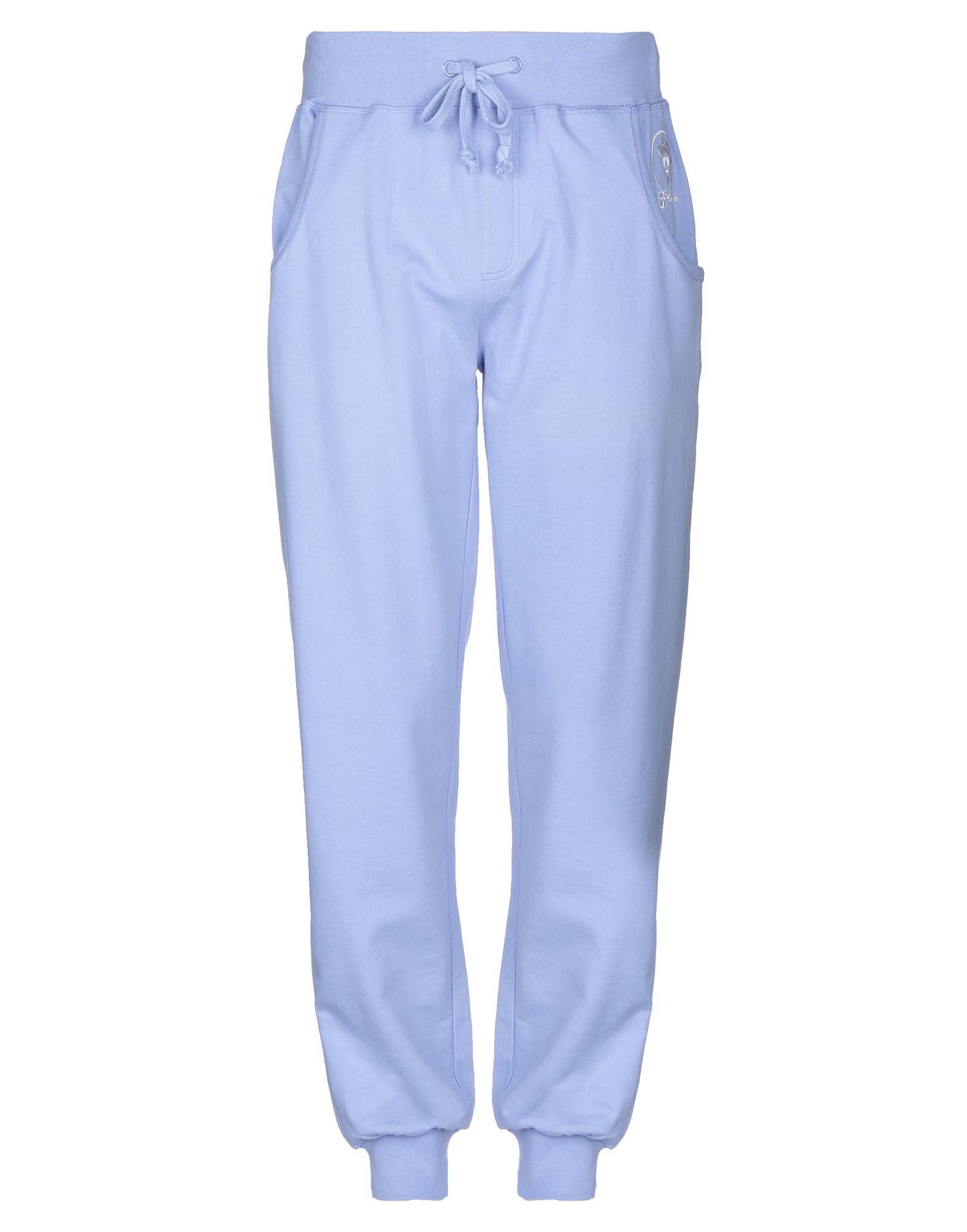 《セール開催中》FRANKIE GARAGE メンズ パンツ ライラック S コットン 100%