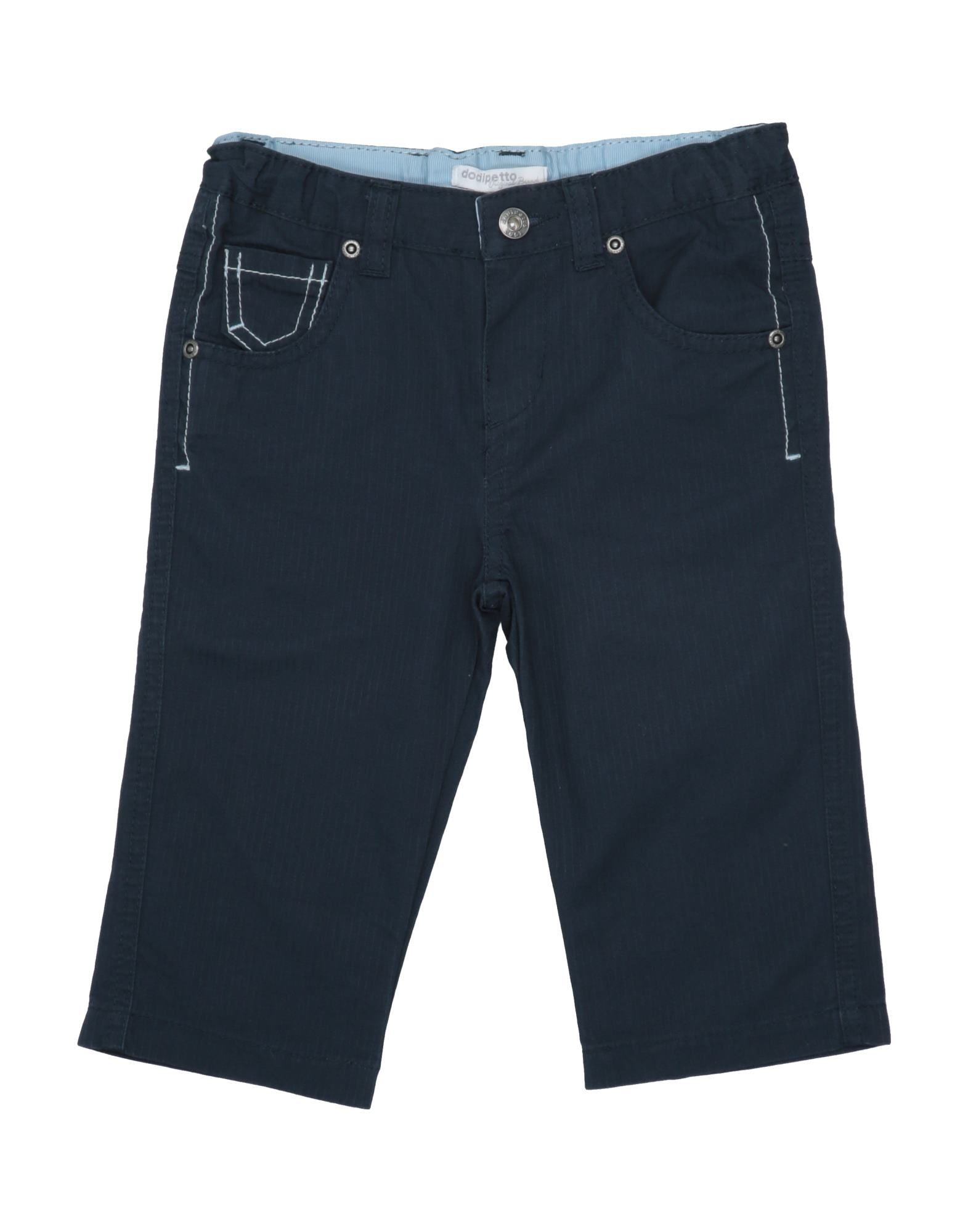 Dodipetto Kids' Casual Pants In Blue