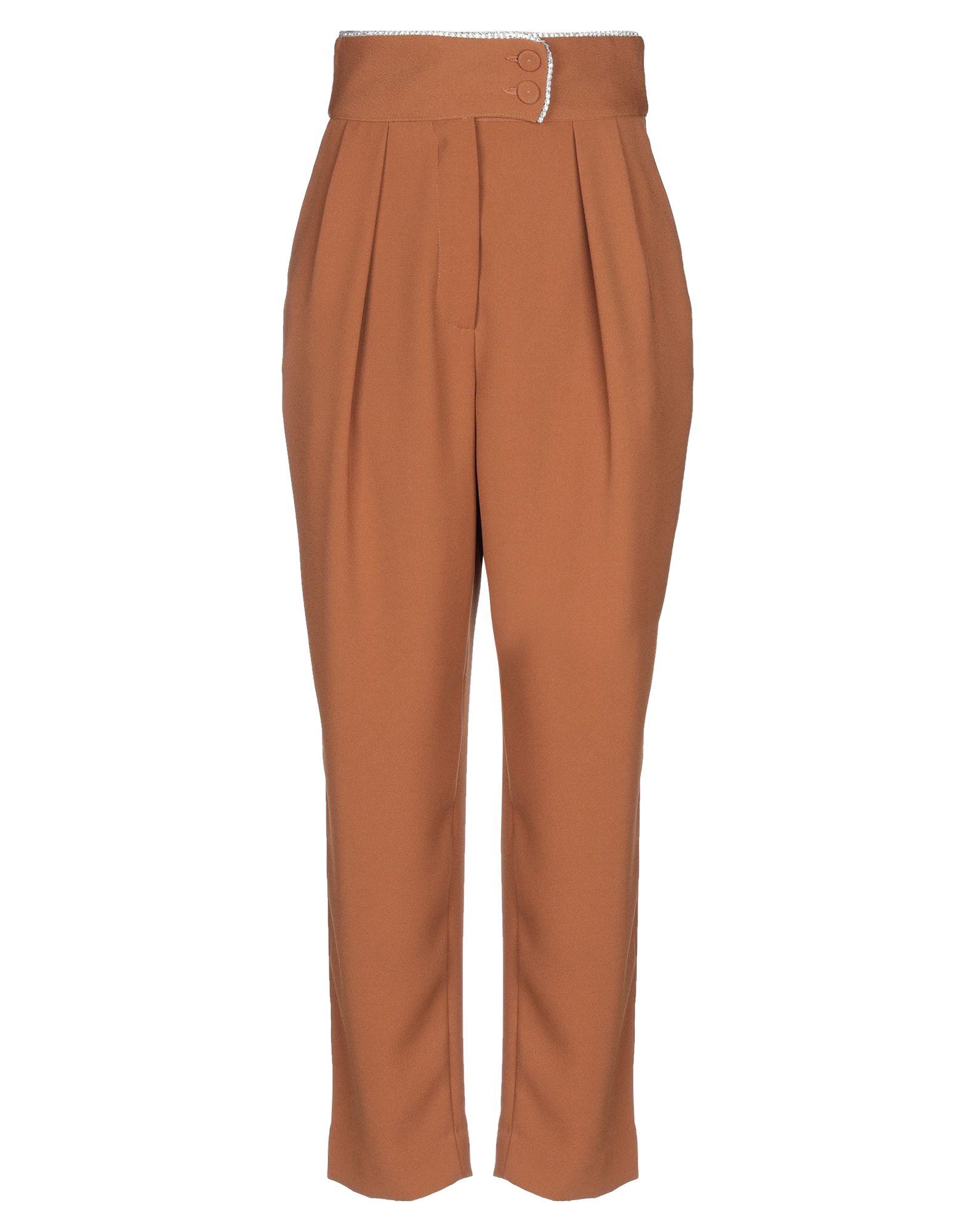 SE-TA Rosy Iacovone Повседневные брюки