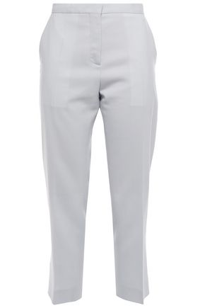 MARNI Cropped wool tapered pants