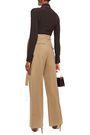 MARNI Buckled wool wide-leg pants