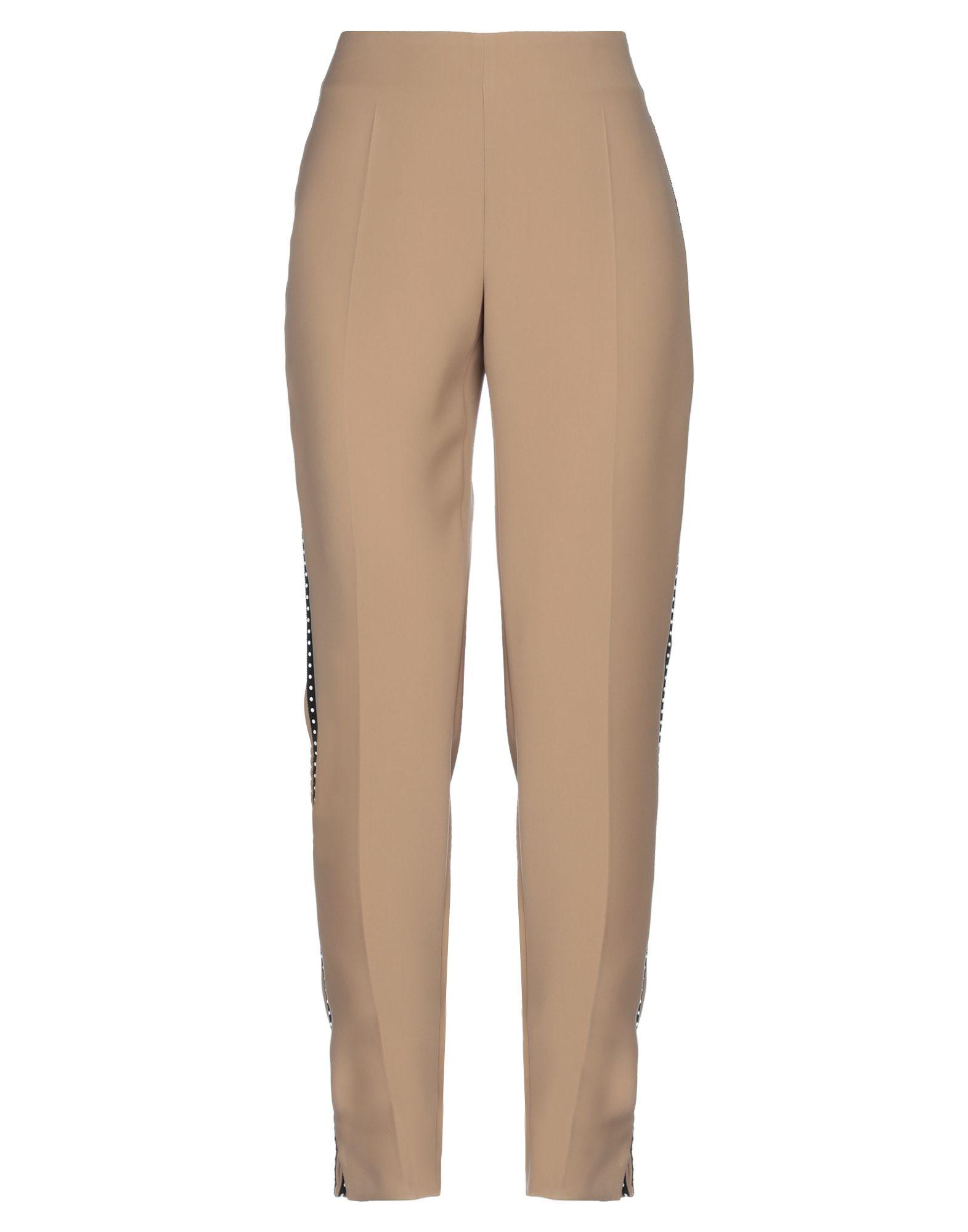 MANTÙ Повседневные брюки mantù легкое пальто