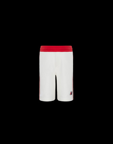 BERMUDA SHORTS White Teen 12-14 years - Boy