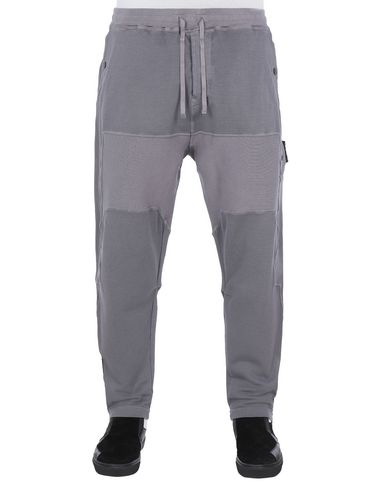 STONE ISLAND SHADOW PROJECT 30407 COMPACT SWEATPANTS TROUSERS Man Blue Grey EUR 479