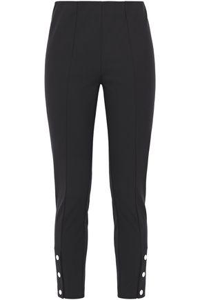 RAG & BONE Cropped cotton-blend slim-leg pants
