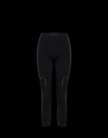 LEGGINGS Black Trousers Woman