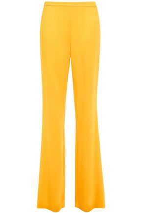 EMILIO PUCCI Stretch-crepe straight-leg pants