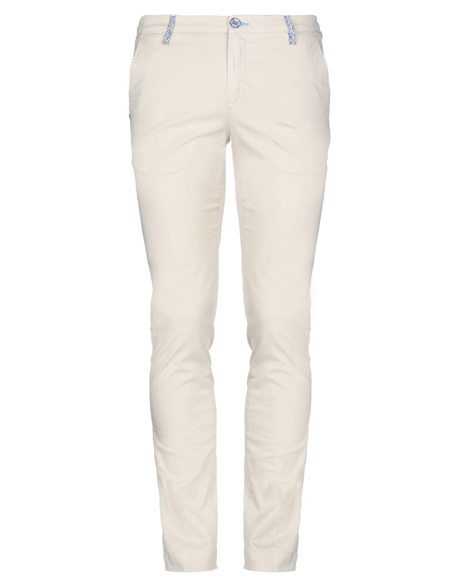 《セール開催中》DIMATTIA メンズ パンツ ベージュ 46 コットン 97% / ポリウレタン 3%