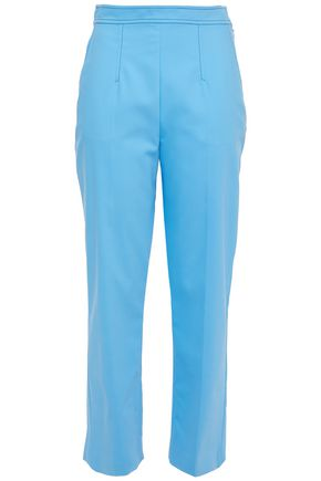 EMILIO PUCCI Cropped crepe tapered pants