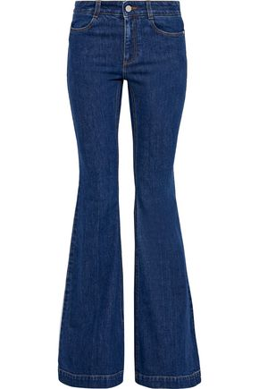 STELLA McCARTNEY The 70s Flare high-rise flared jeans