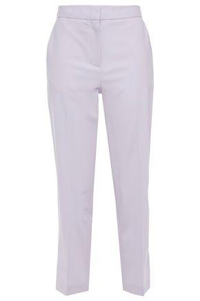 RAG & BONE Poppy cropped wool-blend tapered pants