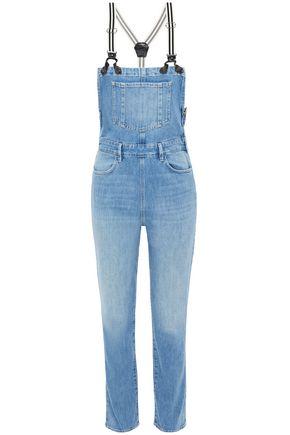 FRAME Le Suspender denim overalls