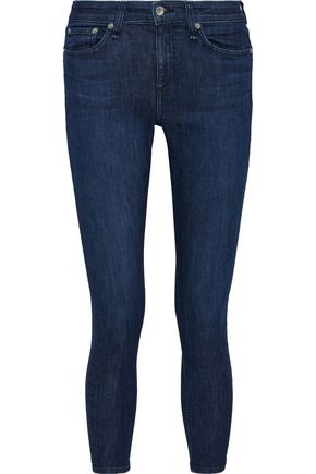 RAG & BONE Cate mid-rise skinny jeans