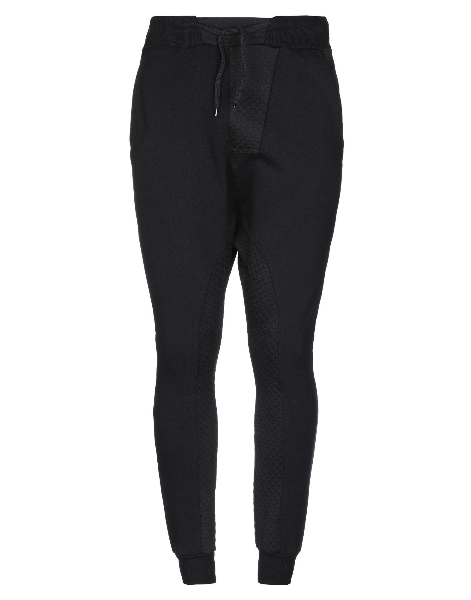 《セール開催中》GATE64 メンズ パンツ ブラック M コットン 100% / ポリエステル / ポリウレタン