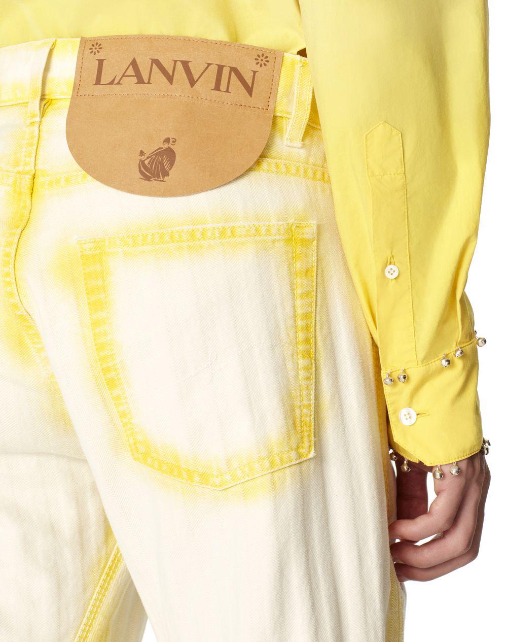 DENIM PANTS - Lanvin