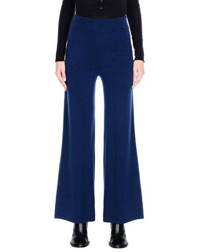 Фото - Повседневные брюки от ORA синего цвета