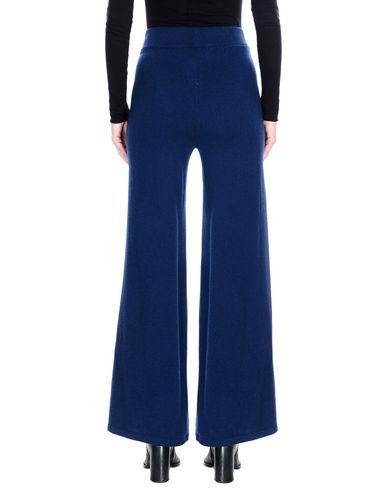 Фото 2 - Повседневные брюки от ORA синего цвета