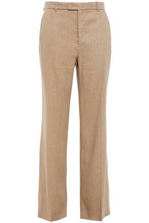 JOSEPH Tropez twill bootcut pants