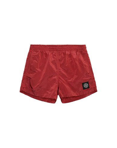 STONE ISLAND JUNIOR B0213 Swimming trunks FW Man Coral EUR 100