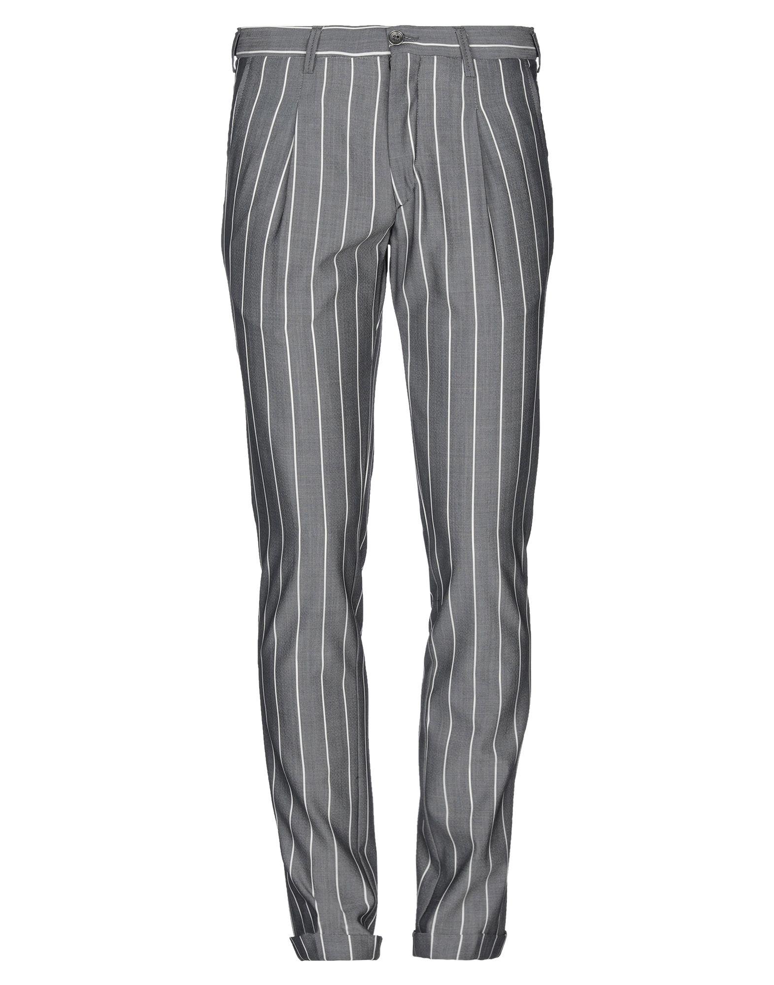 Фото - B SETTECENTO Повседневные брюки settecento new yorker bright white 15x30