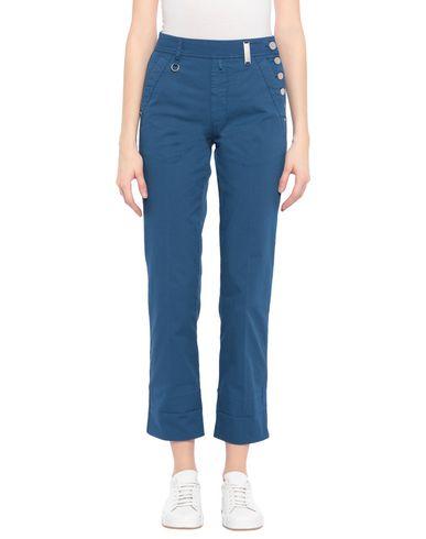 Фото - Повседневные брюки от HIGH by CLAIRE CAMPBELL синего цвета
