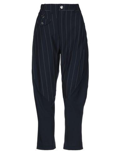 Фото - Повседневные брюки от HIGH by CLAIRE CAMPBELL темно-синего цвета