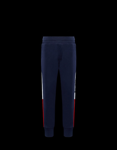 CASUAL TROUSER Dark blue Kids 4-6 Years - Boy Man
