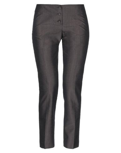Фото - Повседневные брюки от ALBERTO BIANI темно-коричневого цвета