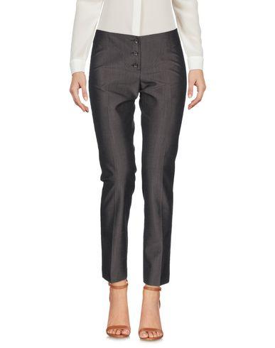 Фото 2 - Повседневные брюки от ALBERTO BIANI темно-коричневого цвета