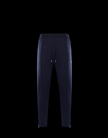ATHLETIC TROUSERS Dark blue Tracksuit Man