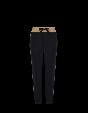 CASUAL TROUSER Black Skirts and Trousers