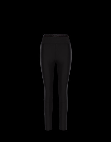LEGGINS Schwarz Kategorie Leggings Damen