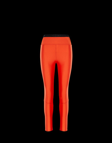 LEGGINS Orange Kategorie Leggings Damen
