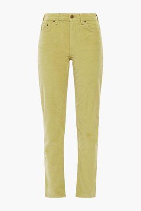ACNE STUDIOS South stretch cotton-corduroy slim-leg pants