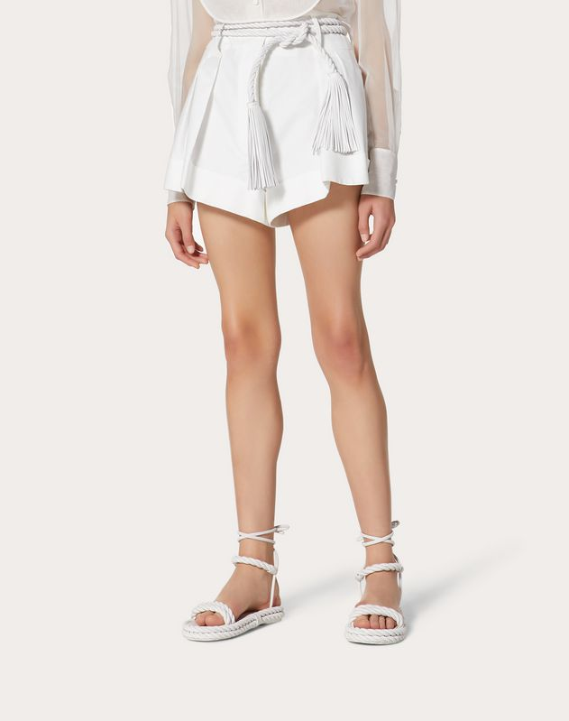 Cotton Cady Shorts