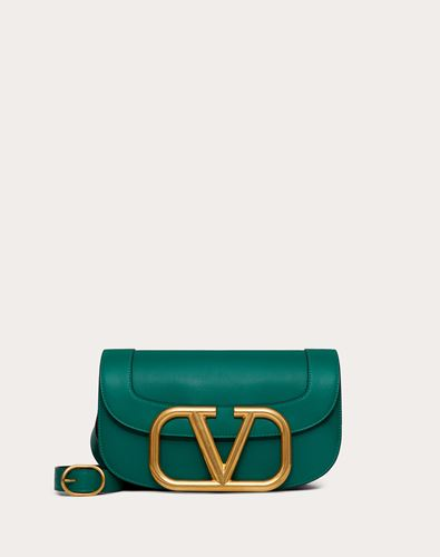 Crossbody Bag Supervee aus Kalbsleder