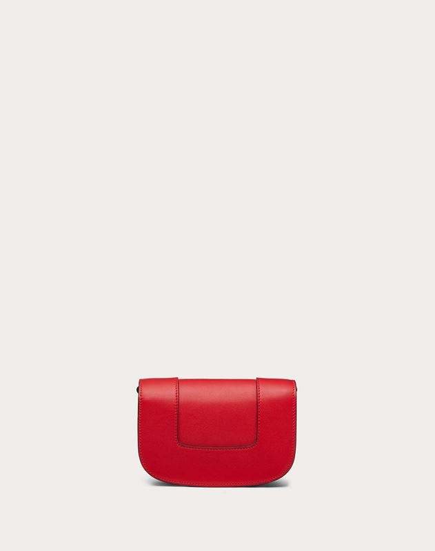 Small Supervee Calfskin Crossbody Bag