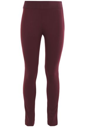 ACNE STUDIOS Stretch-twill leggings