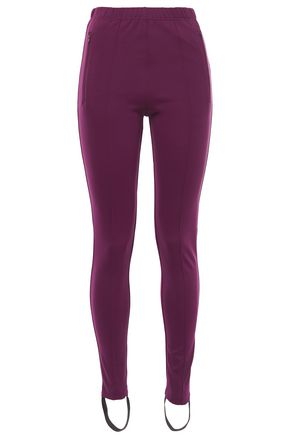 BALENCIAGA Stretch-jersey stirrup leggings