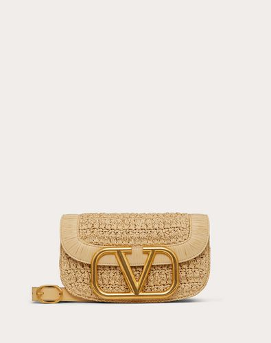 Crossbody Bag Supervee aus Natté