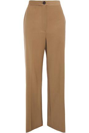 ALEXACHUNG Wool-blend wide-leg pants
