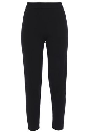 ATM ANTHONY THOMAS MELILLO Wool and cashmere-blend tapered pants