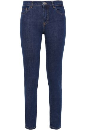 CLAUDIE PIERLOT High-rise skinny jeans