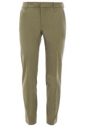 FILIPPA K Cotton-blend twill slim-leg pants