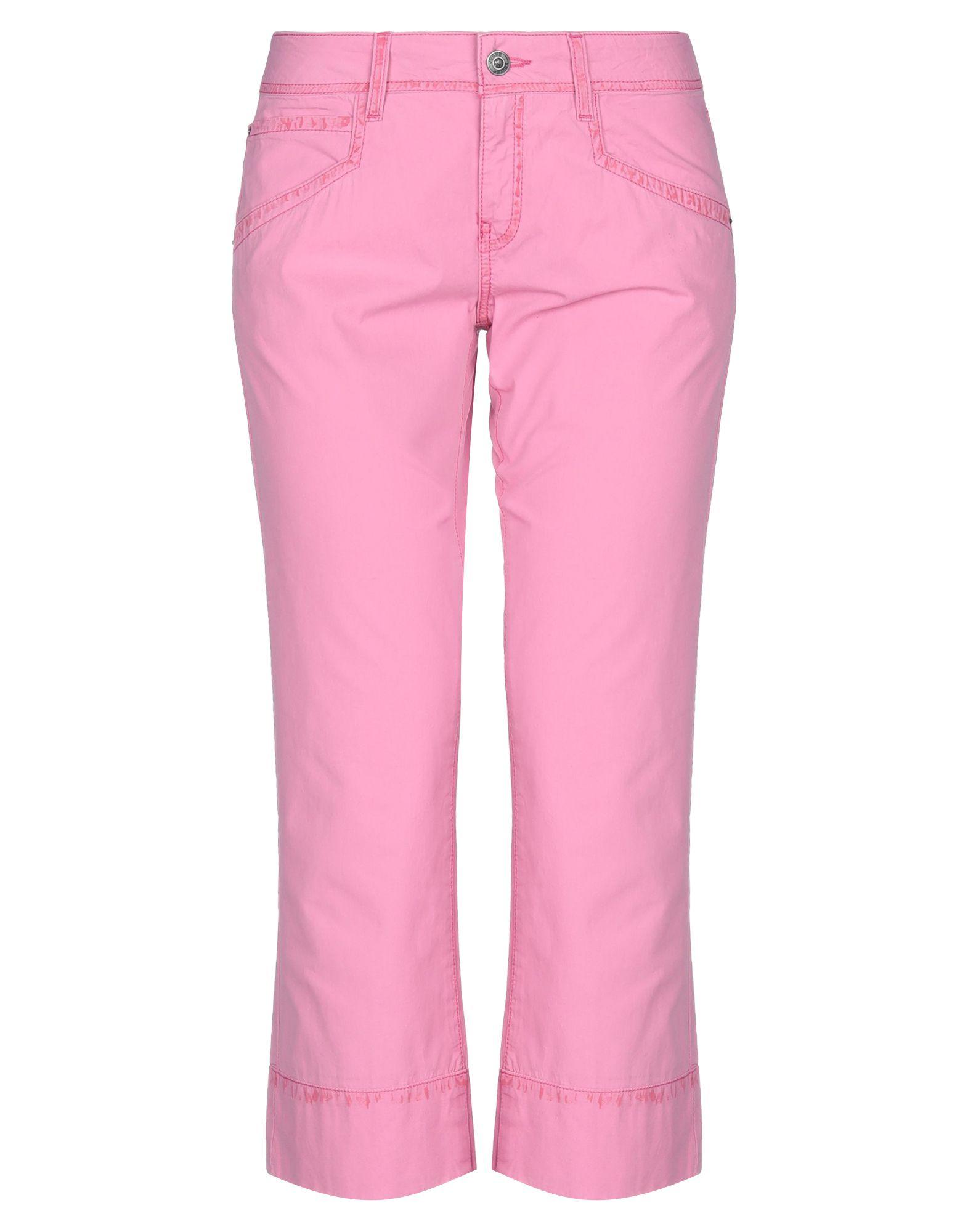 комплект домашний женский vienetta s secret футболка капри цвет кремовый бежевый 609144 0721 размер s 44 LEVI' S Брюки-капри
