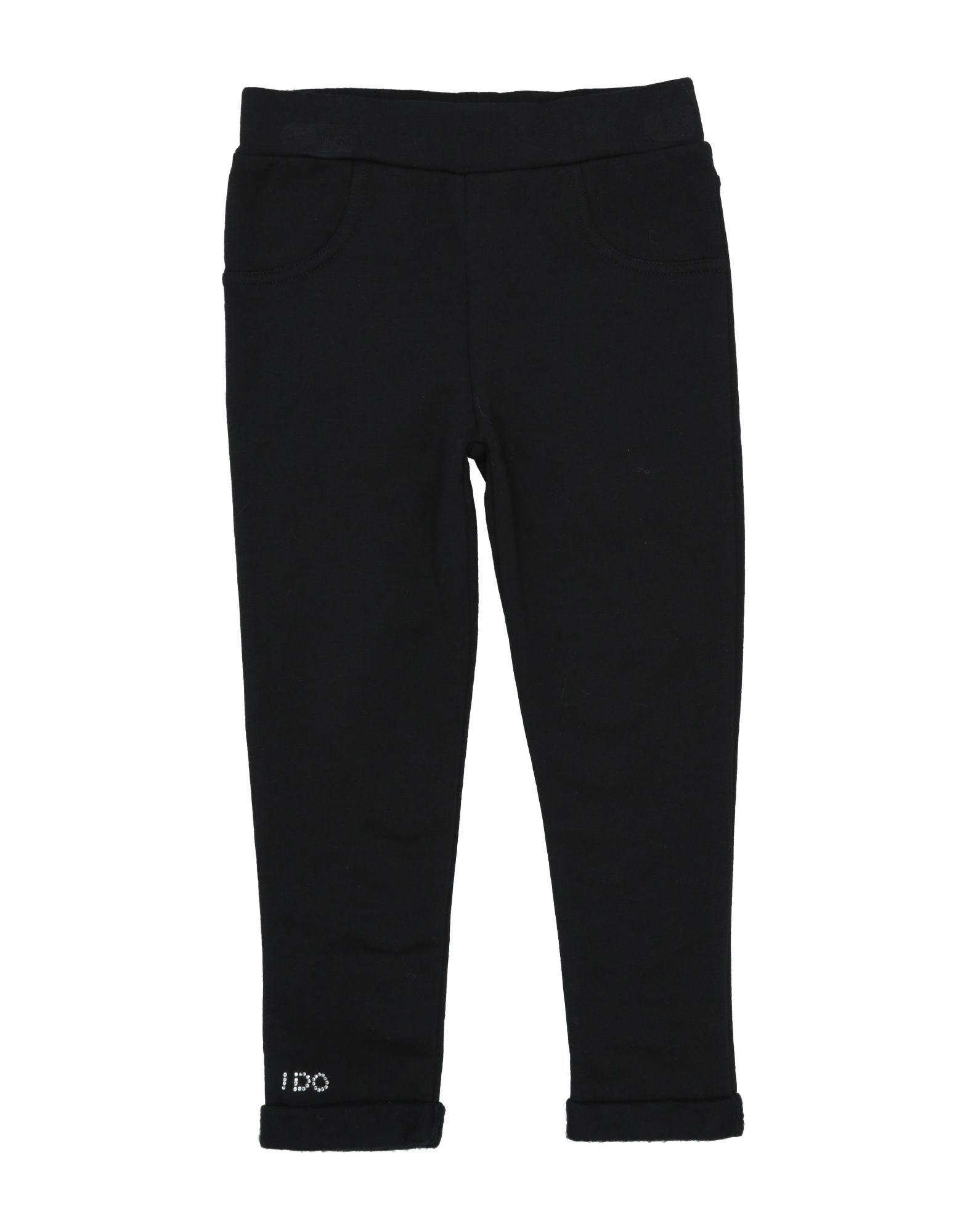 Ido By Miniconf Kids' Leggings In Black